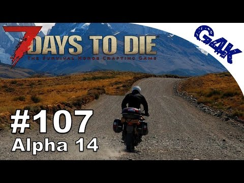 7 Days To Die | Leaving Town | 7 Days to Die Gameplay Alpha 14 | S06E70