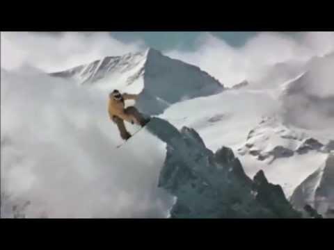 Snowboarding Freestyle