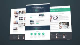 Responsive WordPress Theme for your Corporate Business