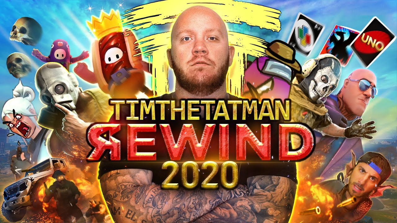 BEST OF TIMTHETATMAN 2020! (FUNNIEST MOMENTS)