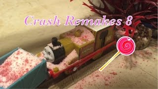 Thomas & Friends Trackmaster Crash Remakes Ep 8