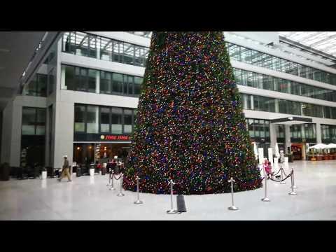 Аэропорт Франкфурт-на-Майне - Вокзал дальнего пребывания и где купить продуктов в воскресенье :)