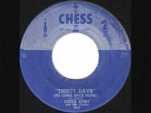 Chuck Berry - Thirty Days.