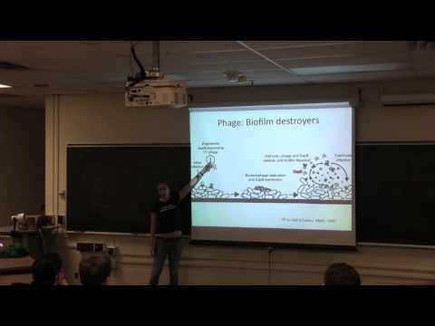 Lightning Talks: The Emerging Field of Synthetic Biology - Kaitlin Flynn