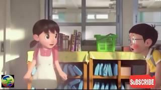 Desi desi na bolaya kar choori re || nobita shizuka doraemon