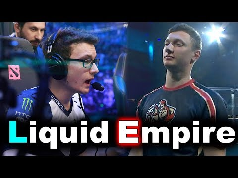 LIQUID vs EMPIRE - TI7 DOTA 2 - MAIN EVENT