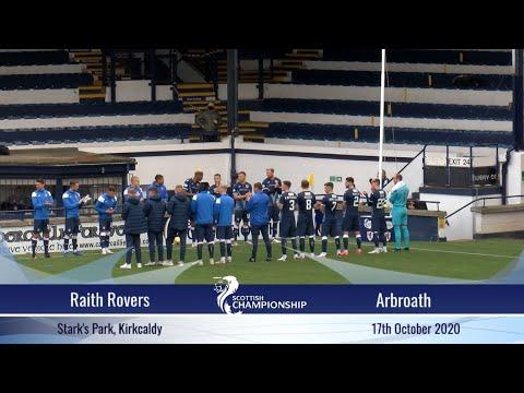 Raith Arbroath Goals And Highlights