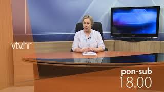VTV Dnevnik najava 1. srpnja 2019.