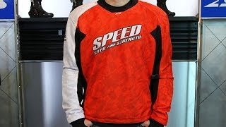 Speed and Strength Lunatic Fringe Armored Jersey | Motorcycle Superstore