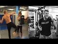 Alexander 'The Mauler' Gustafsson training 2017