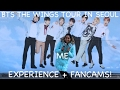170218 BTS The Wings Tour In Seoul Experience + Fancams!