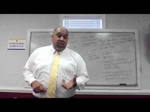 Hebrew Bible Interpretation 3