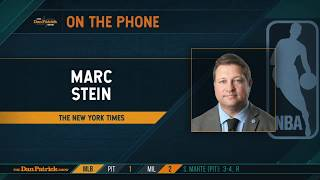 NY Times' Marc Stein Talks NBA Free Agency with Dan Patrick | Full Interview | 7/1/19