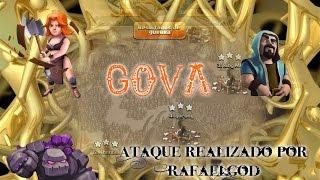 GOVA Ayuntamiento 9 /Guerra contra Flip_Flop/Clash of Clans