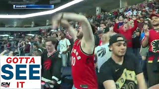 GOTTA SEE IT! - Toronto Raptors Watch Parties Across Canada Celebrate NBA Championship
