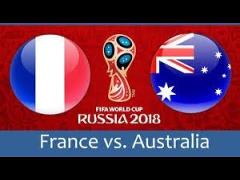 Download France v Australia - 2018 FIFA World Cup Russia - Match 5 -Football Mania