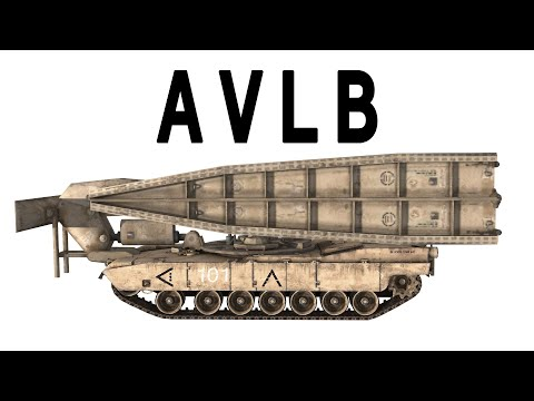 Men of War Assault Squad2   Weapon   #15 AVLB (Armoured vehicle-launched bridge)  