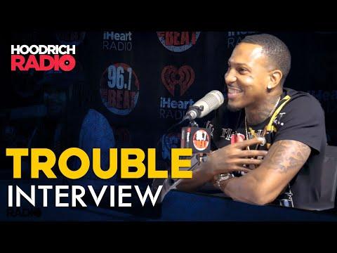 Beat Interviews - Trouble DTE Talks She's A Winner Cucumber Challenge, Water Gun War & More