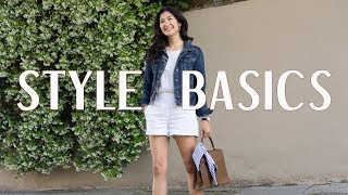 How To Have Great Style With Wardrobe Basics   Master Your Style