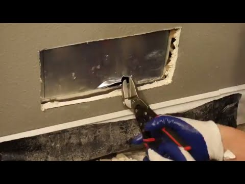How To Install A Vent Register