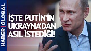 Putin'in Asıl Hedefi Gerçekten Ukrayna mı? İşte Rusya'nın Amacı!