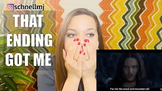 Peter Hollens Misty Mountain Ft Tim Foust REACTION VIDEO