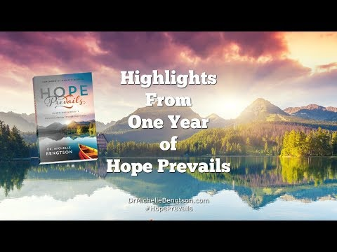 Highlights from One Year of Hope Prevails 1