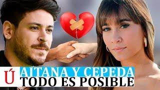 Las imágenes de Aitana y Cepeda que demuestran que podrían volver a ser amigos