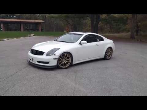 2006 Infiniti G35 Coupe Review