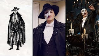 Peter Jöback Becomes The Phantom   The Phantom of the Opera on Broadway