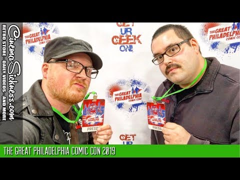 A Philadelphia Comic-Con Adventure! (Featuring Invader Zim) from YouTube · Duration:  13 minutes 23 seconds