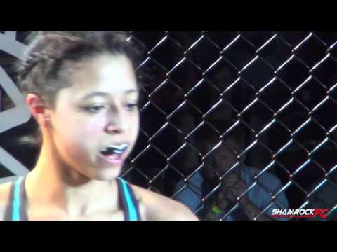 Shamrock FC: No Mercy Tiffany Axton vs Stefani Lam