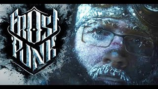 Frostpunk немного выживания