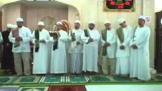 Bacaan Selawat Dari Kumpulan Al-Maulid, In-Team & Marjan.