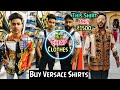 Branded First Copy Shirts & Clothes in Cheap Price | 7a Qulity Watches | Gucci,Versace,Balenciaga