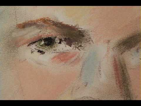 How to paint portraits wih pastel youtube ccuart Images