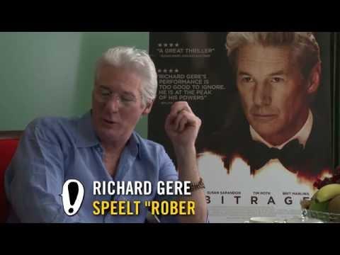 Arbitrage - Interview Richard Gere, Nicholas Jarecki - Pathé