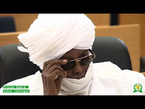 Hissène Habré: Scenes from an historic trial