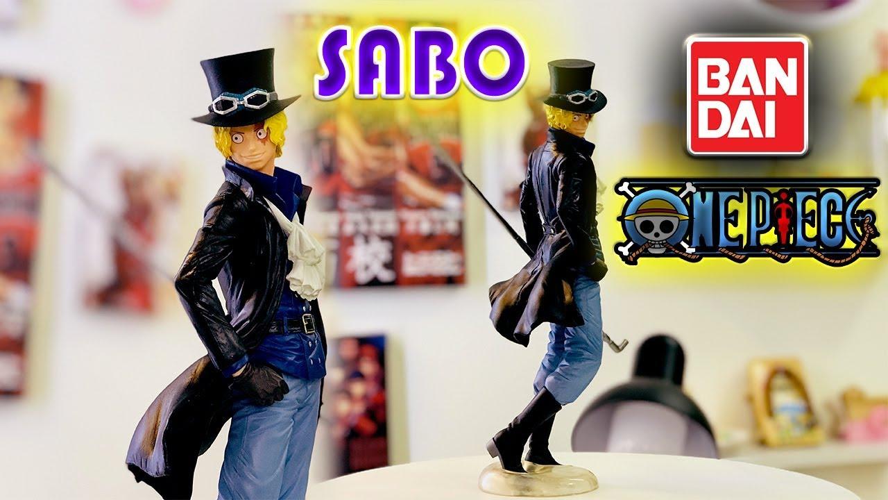 "Ace 10/"" PVC figure Banpresto One Piece Masterlise 20th Anniversary Portgas D"
