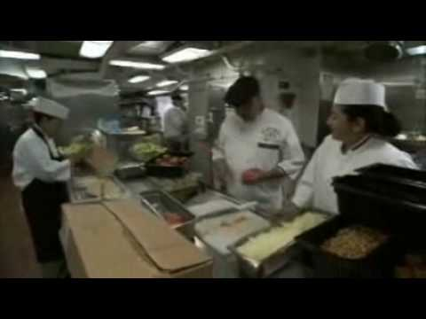 USS Reagan Below Deck: America's Heartland Series