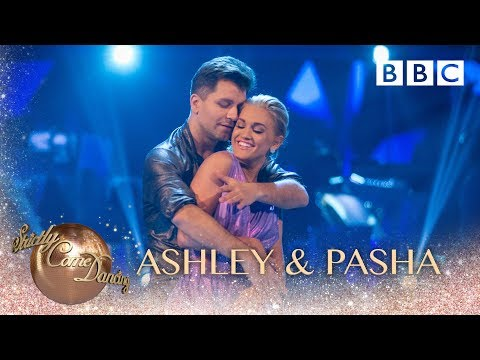 Ashley Roberts & Pasha Kovalev Show Dance to Keeping Your Head Up by Birdy - BBC Strictly 2018