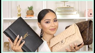 Best & Worst Luxury Handbags CHANEL, YSL, GUCCI, LOUIS VUITTON | Diana Saldana