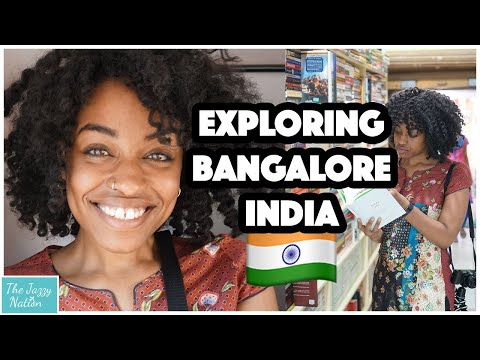 Exploring Bangalore (I CANNOT Believe I Found This Here!!)