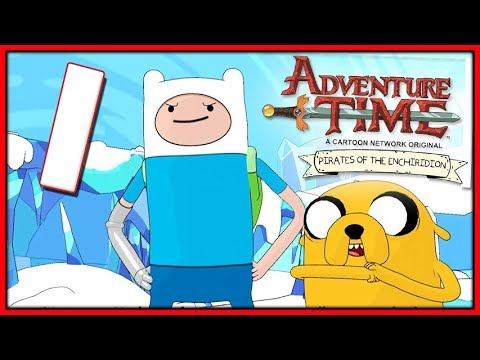 Adventure Time: Pirates Of The Enchiridion Part 1 HEY Ice King Sup! Nintendo Switch
