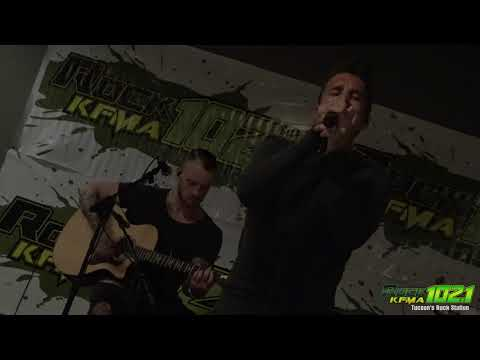 Shelby - SCOTT STAPP Performs Acoustic Set In Tucson