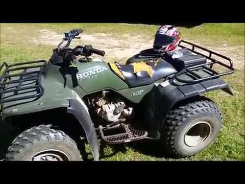 NEW Upper Steering Stem Shaft Rubber Bushing for Honda TRX 350 400 AT Rancher
