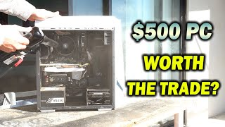 Gaming PC Life and Hustle Vlog