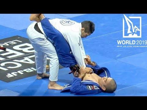Michael Musumeci VS Koji Shibamoto / World Championship 2019