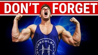 2 Muscle Building Bicep Exercises You Forgot About! | CHANGE IT UP!