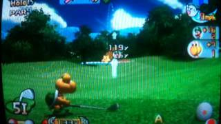 Mario Golf (GameCube) Part 3 - Sharing Birdies